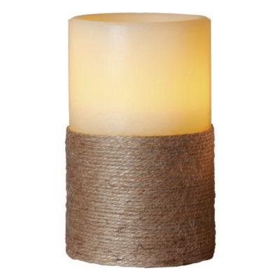 LED-küünal ROPE (12,5 cm)