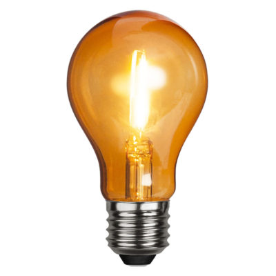 LED-lamp DECORATION PARTY ORANGE, 1 W / E27