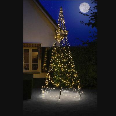 4 m valguskettidest jõulupuu FAIRYBELL 640LED