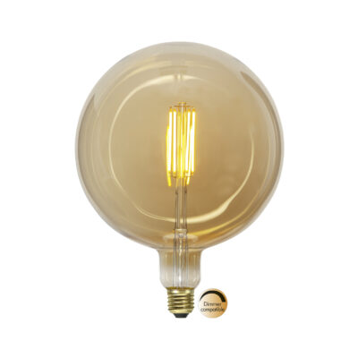 LED-lamp INDUSTRIAL VINTAGE G200, 4,5 W / 2000 K / E27
