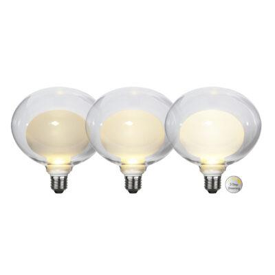 LED-lamp ELIPSE WIDE 3-STEP, 3,5 W / 2700 K / E27