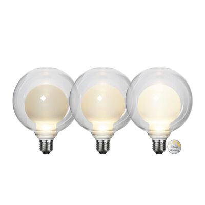 LED-lamp ELIPSE 3-STEP, 3,5 W / 2700 K / E27
