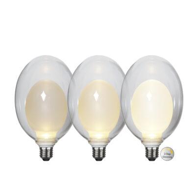LED-lamp ELIPSE BIG 3-STEP, 3,5 W / 2700 K / E27
