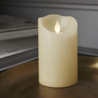 LED-küünal TWINKLE (12,5 cm)