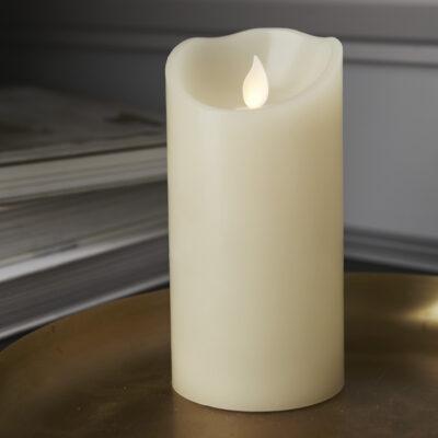 LED-küünal TWINKLE (15 cm)