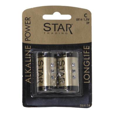 Patareid STAR TRADING, C/LR14, 2 tk