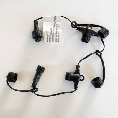 Valgusketi jaotuskaabel 31V DC CLEAR