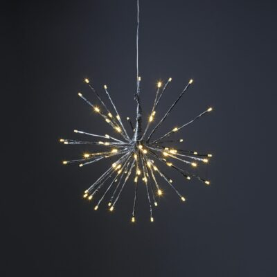 Jõulukaunistus õue FIREWORK 40CM