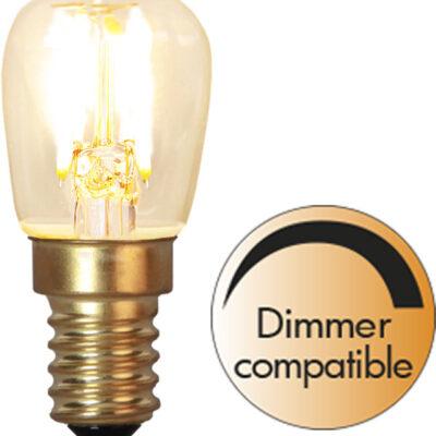 LED-lamp ST26 SOFT GLOW, 1,4 W / 2100 K / E14