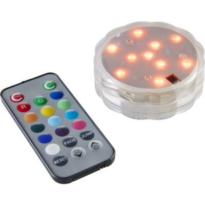 Veealune LED-küünal, RGB, IP65