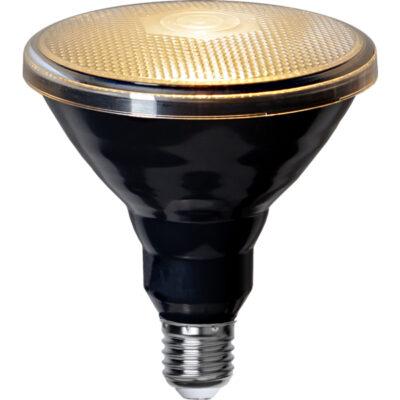 LED-lamp PAR38 SPOTLIGHT BLACK, 15W / 2700K / E27