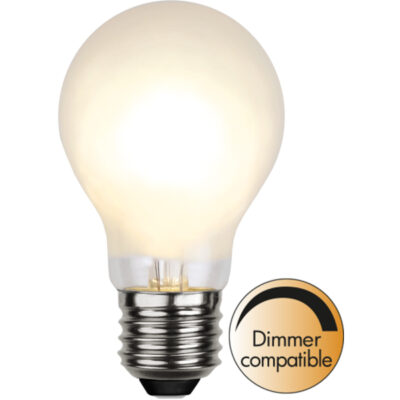 LED-pirn valgusketile A60 FROSTED DIM, 4W / 2700K / E27