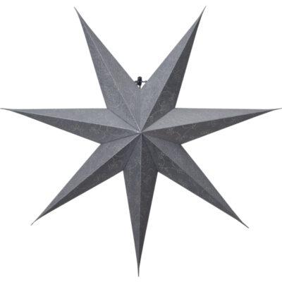 Paberist täheke DECORUS SILVER 75CM