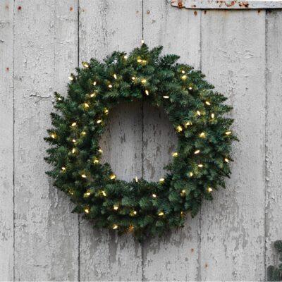 Jõulukaunistus õue CALGARY 70CM